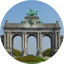 The Cinquantenaire